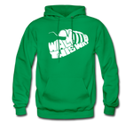 Walk This Way Hoodie - kelly green