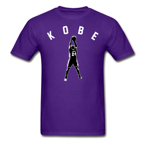Kobe T-Shirt - purple