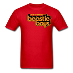 Beastie boys T-Shirt - red