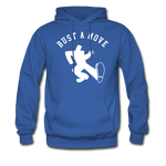 Bust A Move Hoodie - royal blue