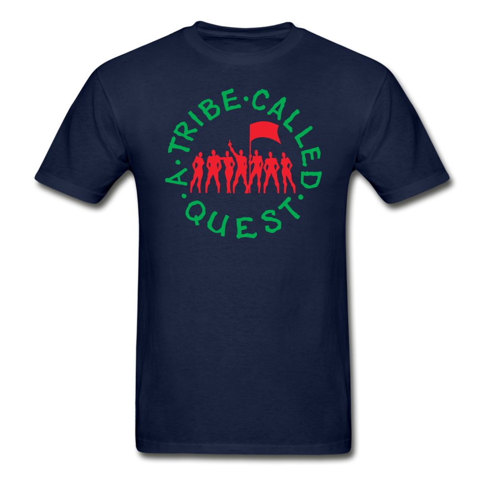 A Tribe Called Quest T-Shirt - navy
