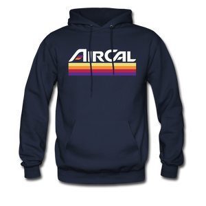 Aircal Hoodie - navy