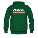 Aircal Hoodie - forest green