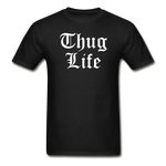 Thug Life T-Shirt - black