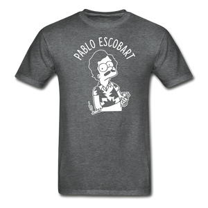 Pablo Escobart T-Shirt - deep heather