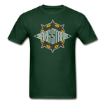 Gang Starr T-Shirt - forest green