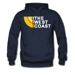 The West Coast Hoodie - navy