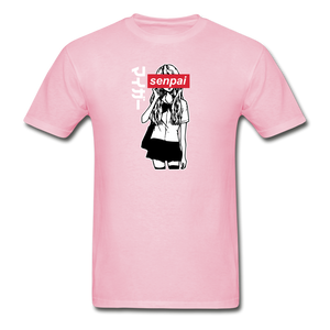 Senpai T-Shirt - light pink