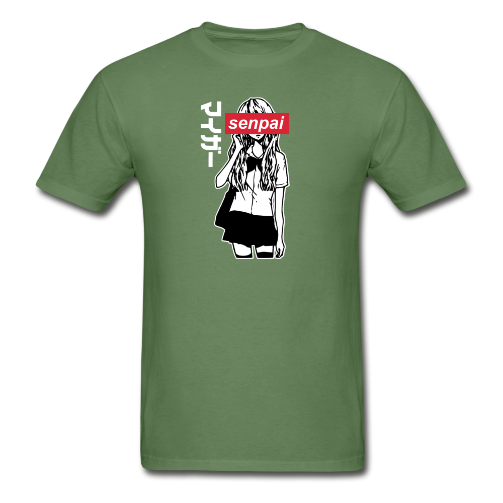 Senpai T-Shirt - military green