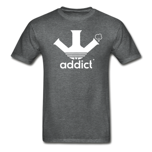 Addict T-Shirt - deep heather
