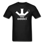 Addict T-Shirt - black