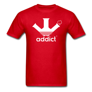 Addict T-Shirt - red