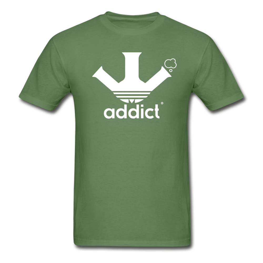 Addict T-Shirt - military green