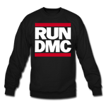 RUN DMC Crewneck Sweatshirt - black