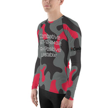 Load image into Gallery viewer, Combative Rash Guard