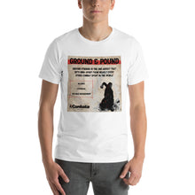Load image into Gallery viewer, Ground and Pound Short-Sleeve T-Shirt