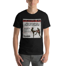 Load image into Gallery viewer, Roundhouse Kick Short-Sleeve  T-Shirt