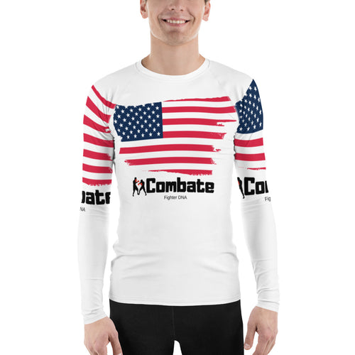 Men's Rash Guard USA