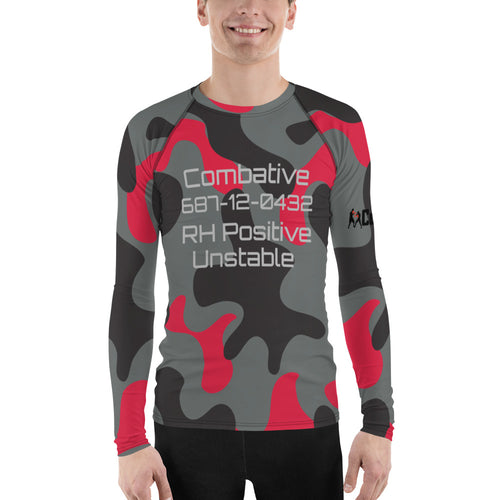 Combative Rash Guard
