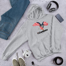 Load image into Gallery viewer, Men's Hoodie Bald Eagle