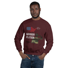 Load image into Gallery viewer, Warrior Platoon Sweatshirt