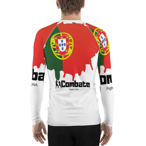 Men's Rash Guard Portugal Power