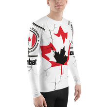 Load image into Gallery viewer, Canadian Cracked Rash Guard