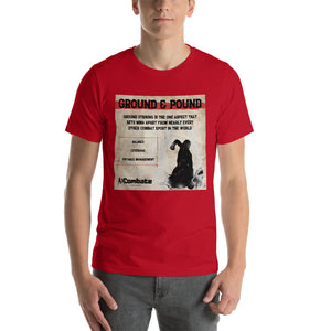 Ground and Pound Short-Sleeve T-Shirt
