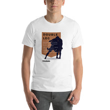 Load image into Gallery viewer, Double Leg Short-Sleeve T-Shirt