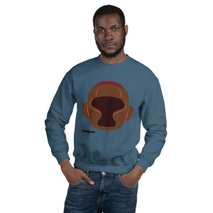Men's Sweatshirt Head Gear