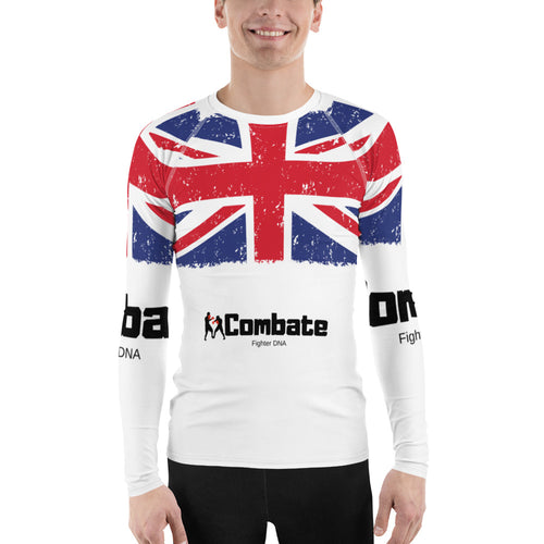 Men's Rash Guard UK Power