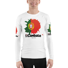 Load image into Gallery viewer, Men's Rash Guard Portugal