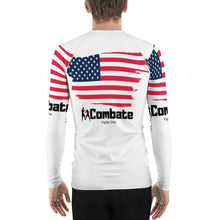 Load image into Gallery viewer, Men's Rash Guard USA