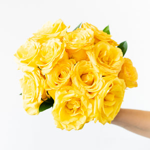 Sunshine Rose Bouquet - H.Bloom