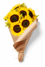 Load image into Gallery viewer, Premium Sunflower Bouquet - H.Bloom
