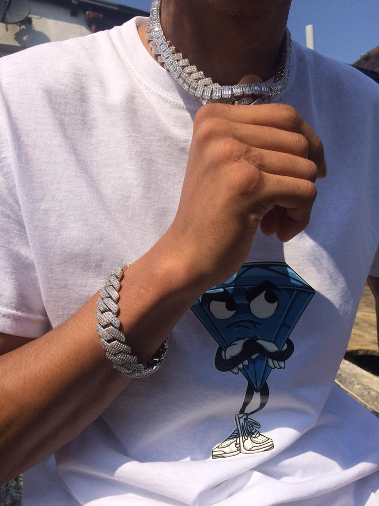 How To Clean Your Iced Out Jewelry