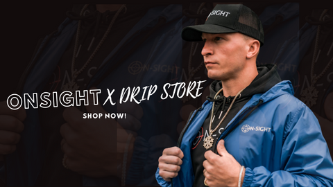 Onsight Clothing Owner Wearing Drip Store Jewellery Uk