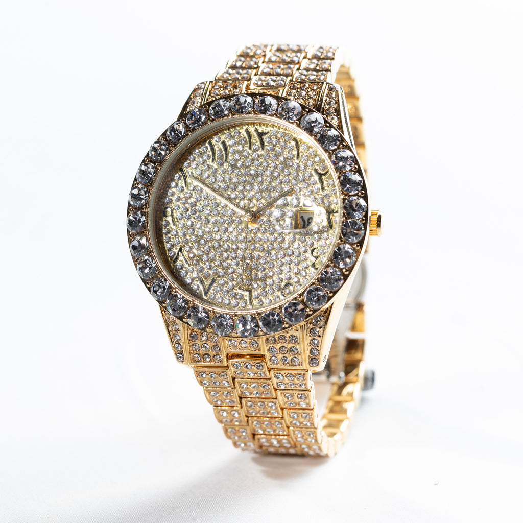 Presidential Watch In Gold Drip Store WorldWide