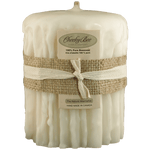 Load image into Gallery viewer, Beeswax  Candles (Cheeky Bee)-Ivory Colour