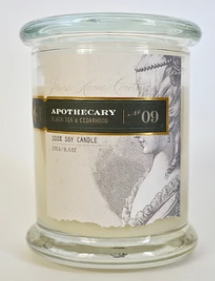 Pure Home Couture Apothecary 100% Pure Soy Candle