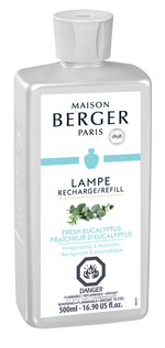 Load image into Gallery viewer, Maison Berger Lamp Refills 500ML