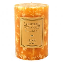 Archipelago Pillar candles
