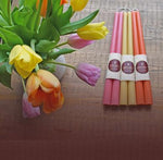 Load image into Gallery viewer, Beeswax Candles- Taper ,Tea lights( Honey Candle)