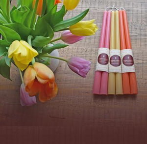 Beeswax Candles- Taper ,Tea lights( Honey Candle)