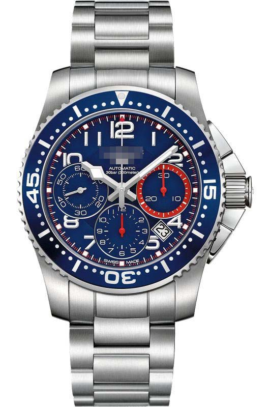 Customised Watch Dial L3.696.4.03.6