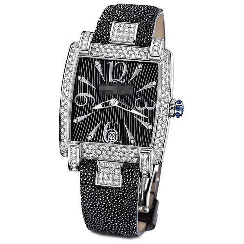 Custom Made Fashion Luxury Ladies Stainless Steel with Diamonds Automatic Watches 133-91ac/06-02
