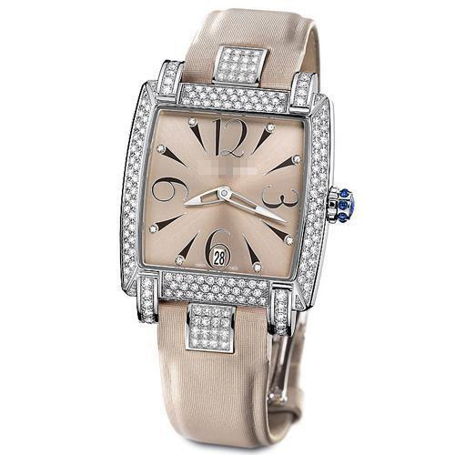 Custom Made World's Most Luxury Ladies Stainless Steel with Diamonds Automatic Watches 133-91ac/06-05