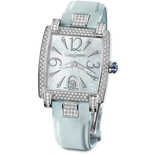 Custom Made Luxurious Ladies Stainless Steel with Diamonds Automatic Watches 133-91ac/693