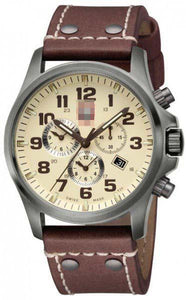 Custom Camel Watch Dial 1887