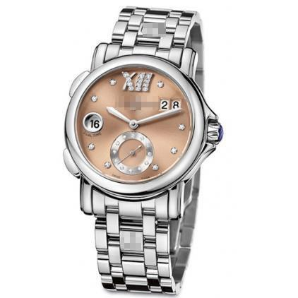 Custom Made World's Most Luxurious Ladies Stainless Steel Automatic Watches 243-22-7/30-09